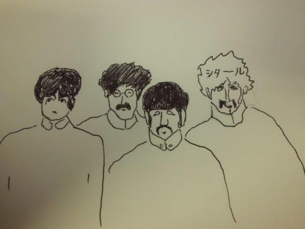 ■Beatlesを目指した日本のグループ 今日のカクテル「ビートルズ」