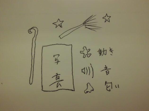 ■音が撮れるチェキの技術を現場に応用したい 今日のカクテル「魔法」
